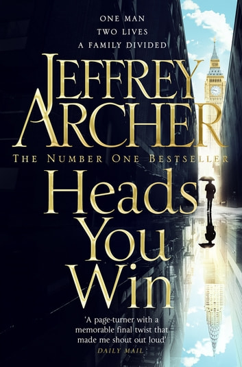 Heads You Win 電子書 by Jeffrey Archer