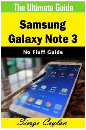 Galaxy Note 3 Manual In Pdf Format