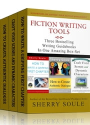 Fiction Writing Tools: Easy and Surefire Methods to Editing a Fiction Novel - Fiction Writing Tools, #10 ebook by Sherry Soule