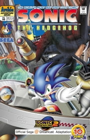 "Sonic the Hedgehog #98 ebook by Karl Bollers,Ken Penders,Patrick ""SPAZ"" Spaziante,Ron Lim,Harvey Mercadoocasio,Nelson Ribeiro,Pam Eklund"