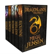 Dragonlands Omnibus: Hidden, Hunted, Retribution, Desolation, and Reckoning ebook by Megg Jensen