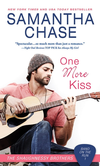 One More Kiss ebook by Samantha Chase
