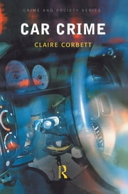 Car Crime ebook by Claire Corbett