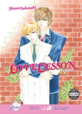 Love Lesson (Yaoi Manga) ebook by Hanae Sakazaki