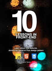 10 Lessons in Front-end ebook by Krasimir Tsonev