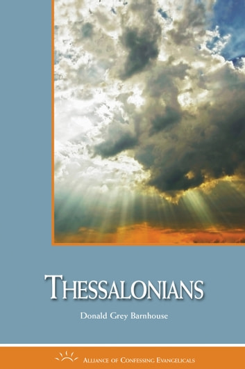 Thessalonians ebook by Donald Barnhouse