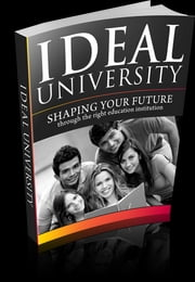 Ideal University ebook by Anonymous