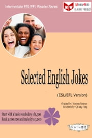 Selected English Jokes (ESL/EFL Version) ebook by Qiliang Feng