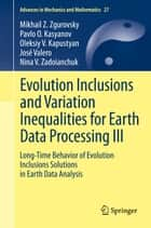 Qualitative and quantitative analysis of nonlinear systems ebook by evolution inclusions and variation inequalities for earth data processing iii long time behavior of fandeluxe Image collections
