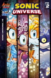 Sonic Universe #72 ebook by Ian Flynn,Aleah Baker,Ben Hunzeker,Jack Morelli,Tracy Yardley,Jim Amash,Matt Herms
