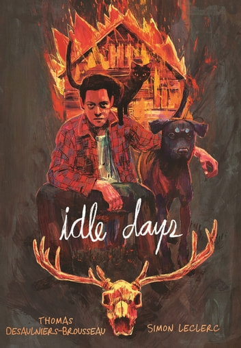 Idle Days ebook by Thomas Desaulniers-Brousseau