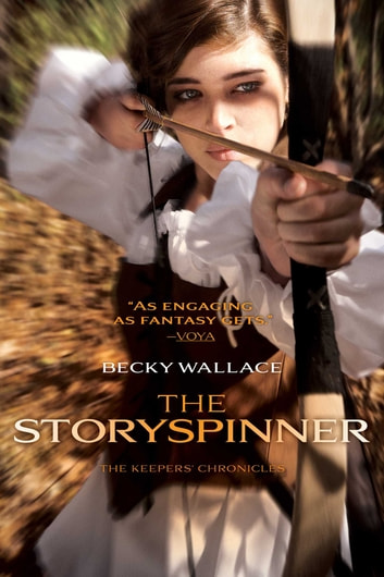 The Storyspinner ebook by Becky Wallace