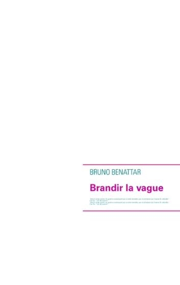 Brandir la vague ebook by Bruno Benattar