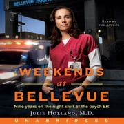 Weekends at Bellevue 有聲書 by Julie Holland