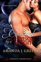 Caressed by a Crimson Moon ebook by Amanda J. Greene
