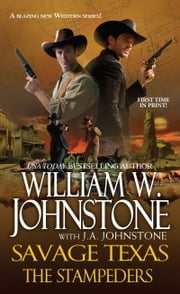 The Stampeders ebook by William W. Johnstone,J.A. Johnstone