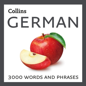 Learn German: 3000 essential words and phrases audiobook by Collins Dictionaries