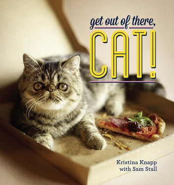 Get Out of There, Cat! ebook by Kristina Knapp
