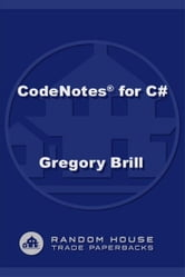 CodeNotes for C# ebook by