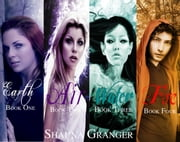 Elemental Series Omnibus Edition (Books 1-4) ebook by Shauna Granger