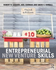 Entrepreneurial New Venture Skills ebook by Robert N. Lussier,Joel Corman,David Kimball