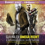 Omega Point audiobook by Guy Haley