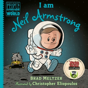 I am Neil Armstrong audiobook by Brad Meltzer