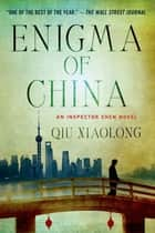 Enigma of China ebook by Qiu Xiaolong