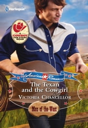 The Texan and the Cowgirl ebook by Victoria Chancellor