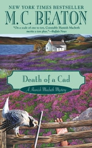 Death of a Cad ebook by M. C. Beaton