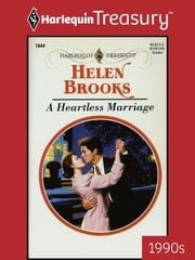 A Heartless Marriage ebook by Helen Brooks