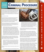 Criminal Procedure (Speedy Study Guides) ebook by Speedy Publishing