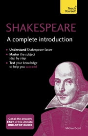 Shakespeare: A Complete Introduction ebook by Michael Scott