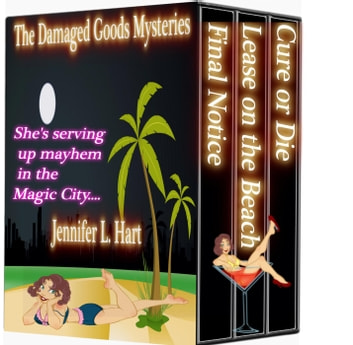 The Damaged Goods Boxset ebook by Jennifer L Hart