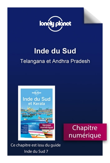 Inde du Sud - Telangana et Andhra Pradesh eBook by LONELY PLANET FR