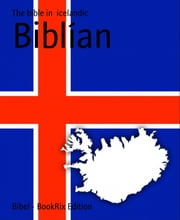Biblían ebook by The bible in Icelandic