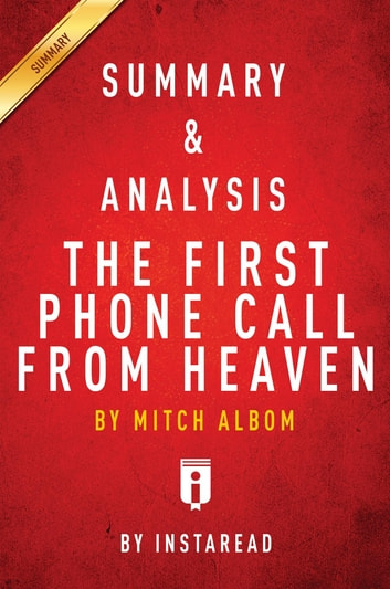 The First Phone Call From Heaven Ebook