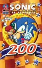 "Sonic the Hedgehog #200 ebook by Ian Flynn,Tracy Yardley!,Terry Austin,Patrick ""SPAZ"" Spaziante"