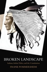 Broken Landscape : Indians, Indian Tribes, and the Constitution - Indians, Indian Tribes, and the Constitution ebook by Frank Pommersheim