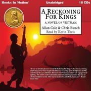 A Reckoning For Kings audiobook by Allan Cole & Chris Buncvh