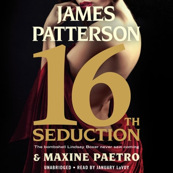 16th Seduction Audiobook By James Patterson 9781478915461