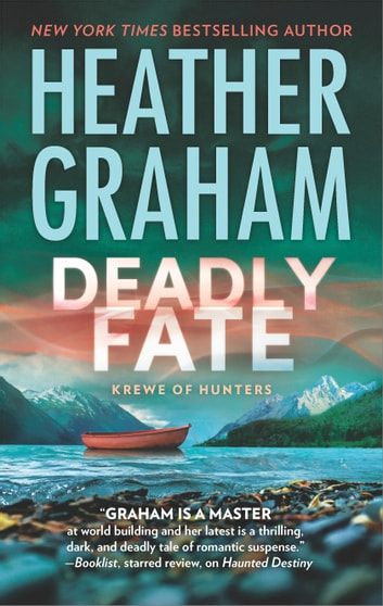Deadly Fate - A paranormal, thrilling suspense novel ebook by Heather Graham