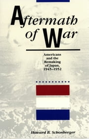 Aftermath of War ebook by Howard B. Schonberger