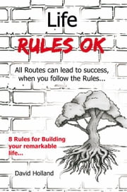 Life Rules OK - All Routes Can Lead to Success, when you follow the rules... ebook by David Holland MBA