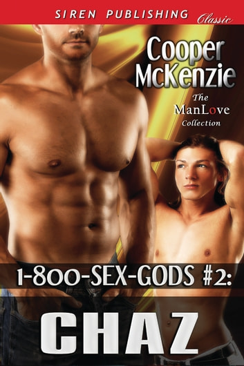 1-800-SEX-GODS #2: Chaz ebook by Cooper McKenzie