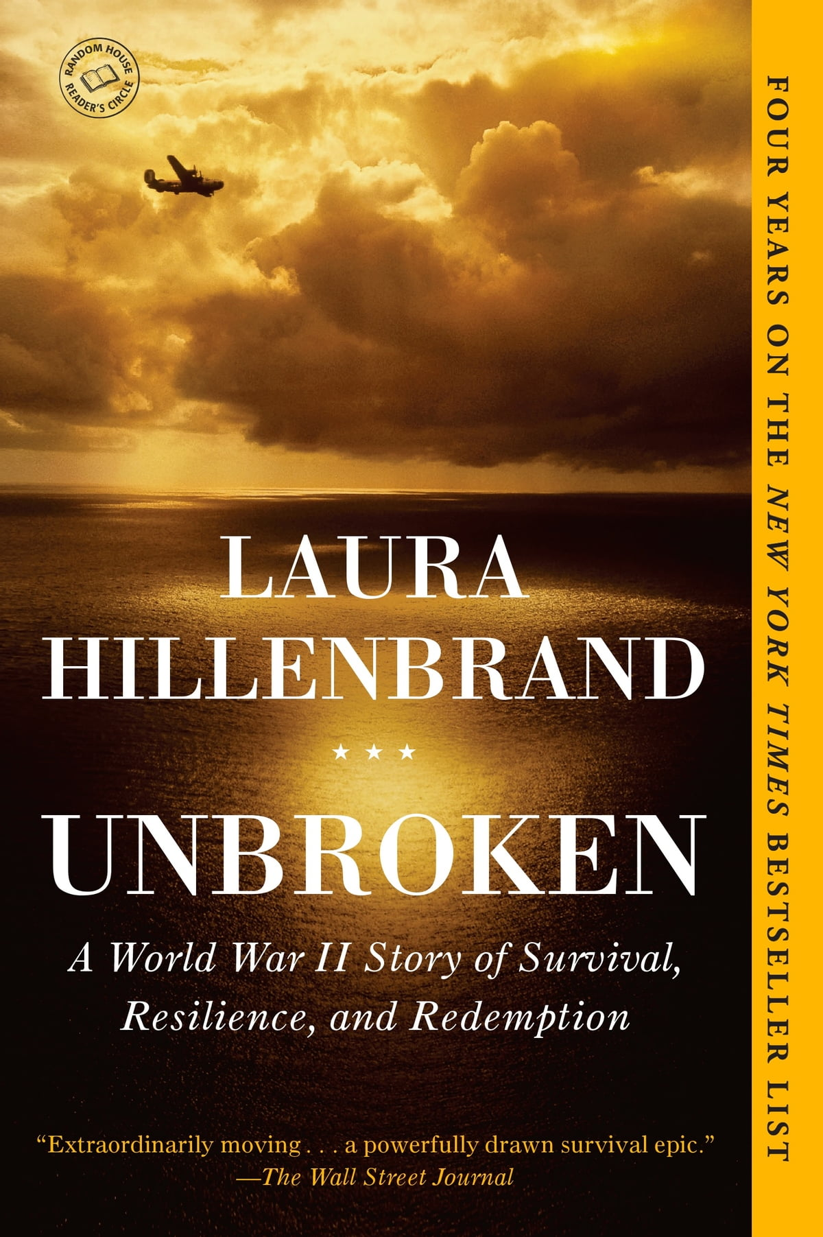 Unbroken: A World War Ii Story Of Survival, Resilience, And Redemption Ebook  By Laura Hillenbrand  9780679603757  Rakuten Kobo