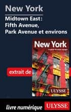 New York Midtown East Fifth Avenue,  Park Avenue et environs ebook by Collectif Ulysse