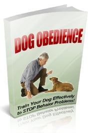 Dog Obedience ebook by Anonymous