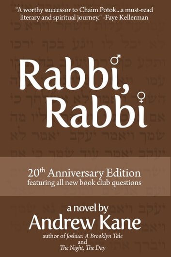 Rabbi, Rabbi - 20th Anniversary Edition ebook by Andrew Kane