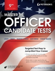 Master the Officer Candidate Tests ebook by Peterson's